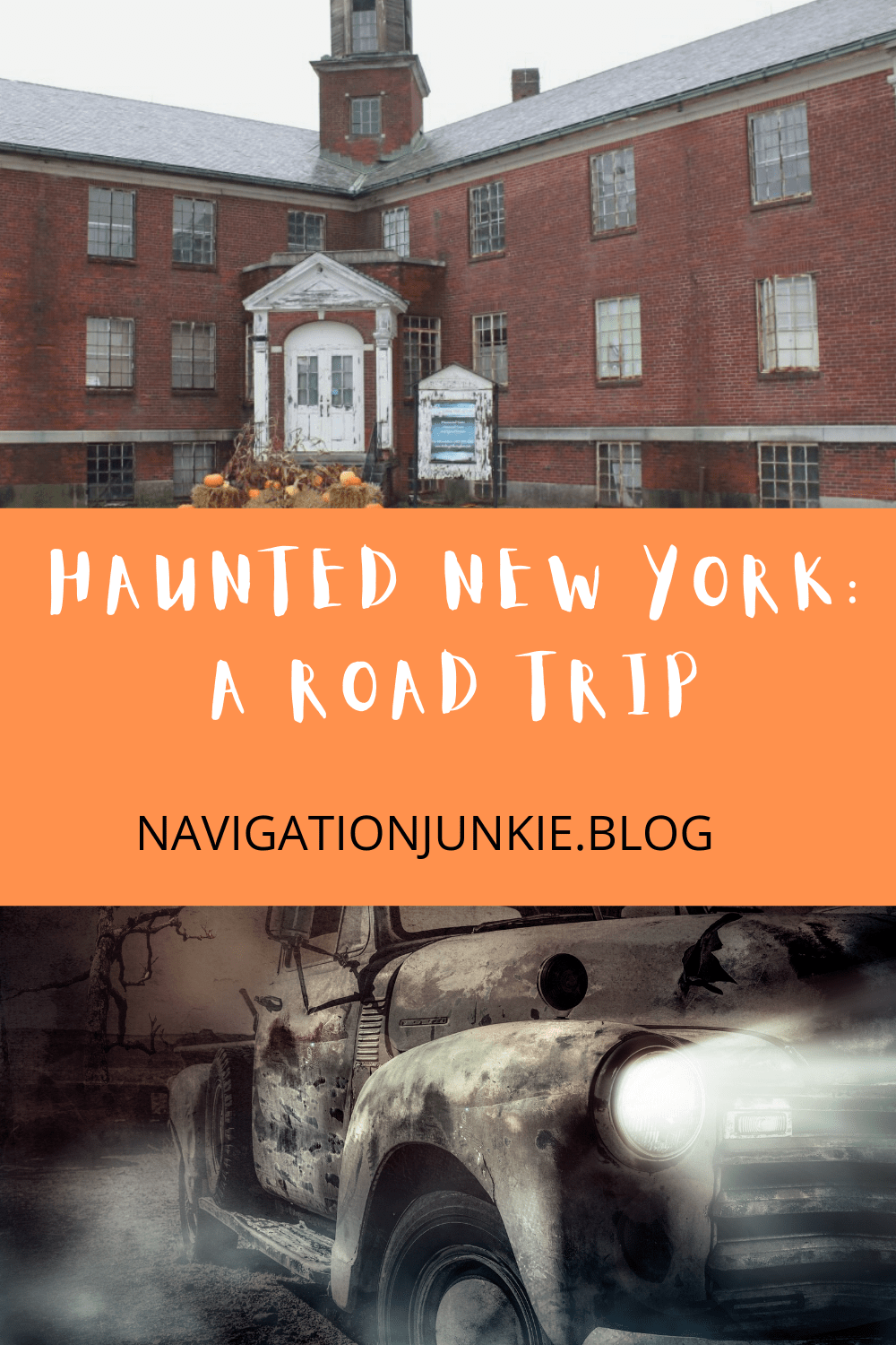 Discover Haunted New York along the Haunted History Trail featuring haunted inns, hotels, pubs, castles, and asylums.