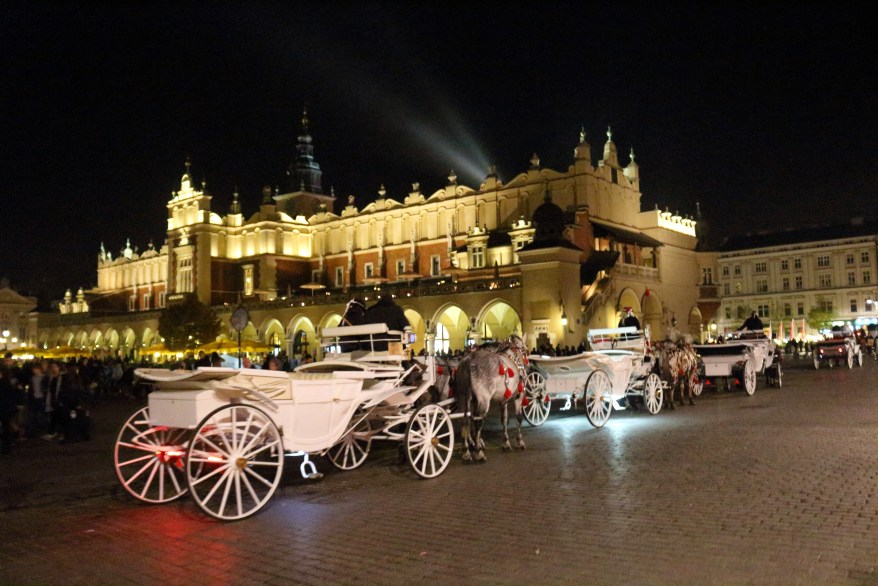 Krakow, Family Christmas Destinations