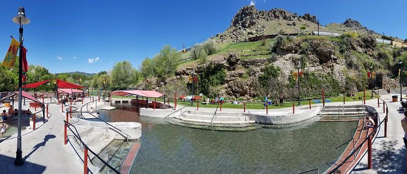 Lava Hot Springs Resort.