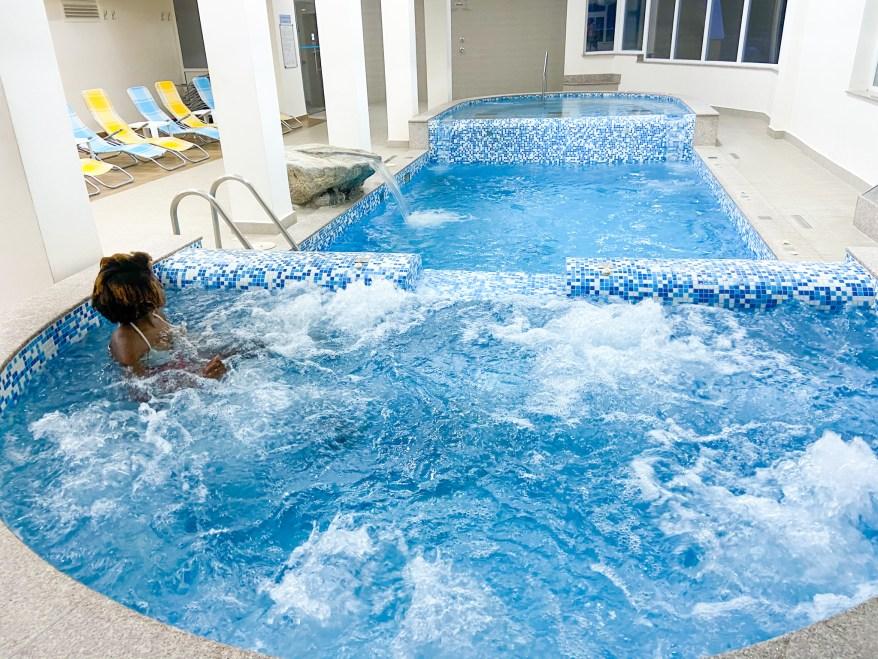 Thermea Kostenets pool
