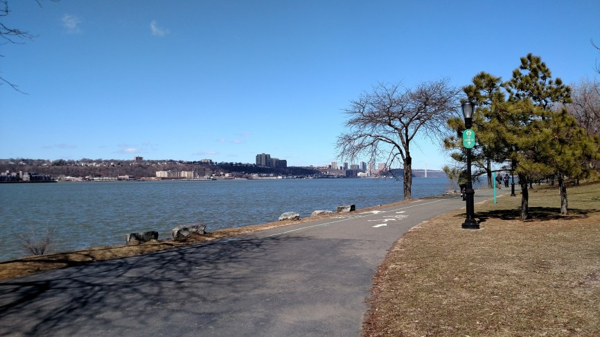 Riverside Park, best parks in NYC