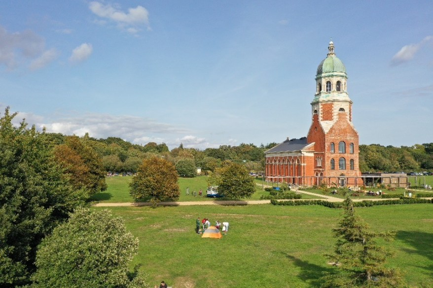 Victoria Country Park, best family friendly cities in England
