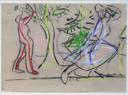 Rose Hilton - Adam and Eve - £670