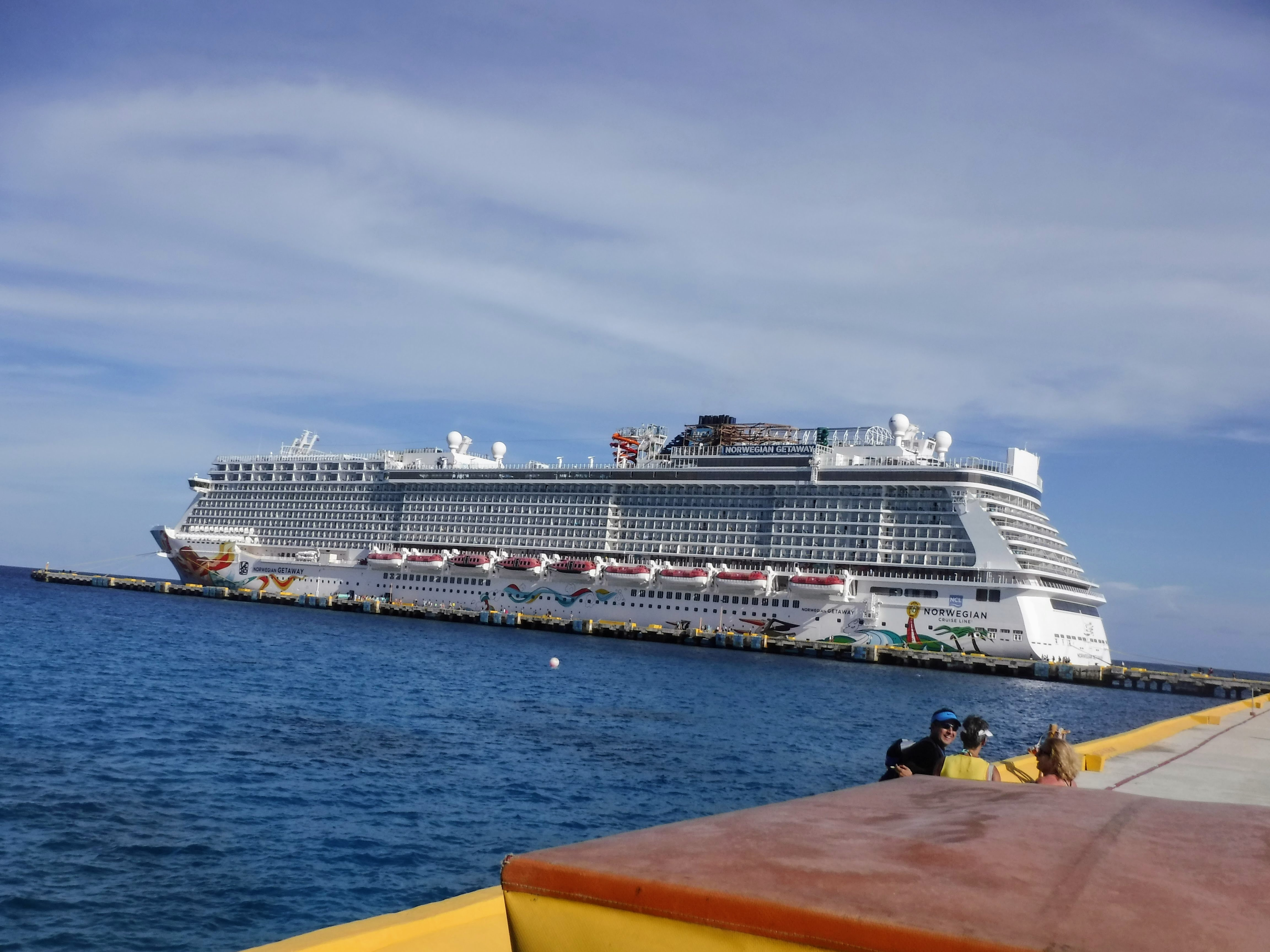 Western Caribbean Cruise on Norwegian Getaway