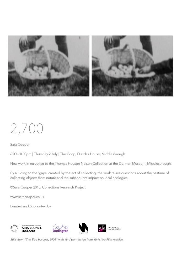 S Cooper 2,700 Poster