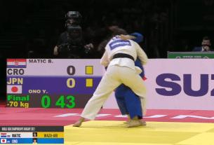 Barbara Matić svjetska prvakinja u judu