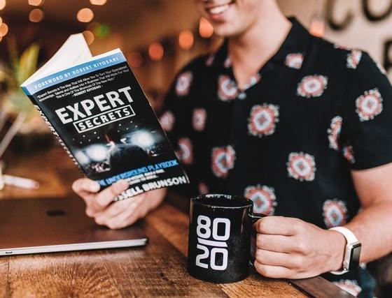Be An Expert. Be Prepared