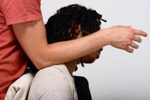 shoulder press massage for the office