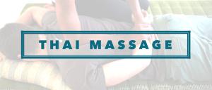 thai massage blog