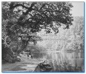 1865 View from Thandi Sadak (By Samuel Bourne) towards Mallital