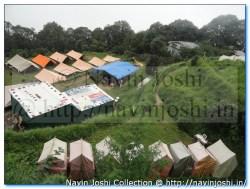 Camp Site Pangot
