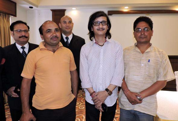भजन गायक विशु कुमार
