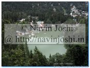 Sukhatal, Rarely Filled with Water in Nainital (2010)