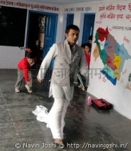 Shooting Rajpal Yadav