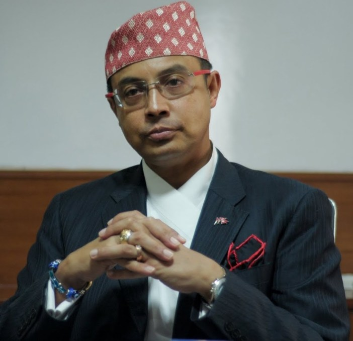 अनिल केशरी शाह प्रमुख कार्यकारी निर्देशक, मेगा बैंक