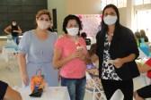 Comemoração do Dia das Mães reuniu as mães do Centro Conviver (37)