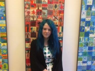 Emilie Holmegaard er spændt på at være med i Unge På Flugt.