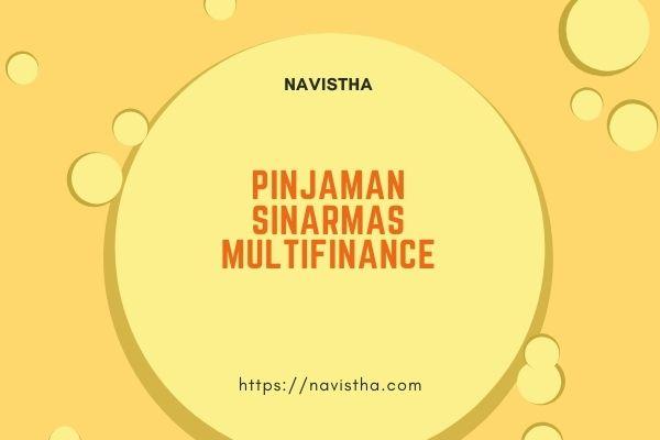 pinjaman sinarmas multifinance