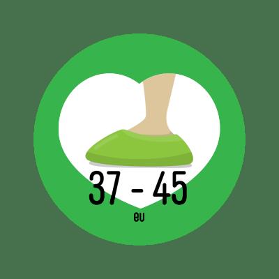 Uni (EU 37 - 45)