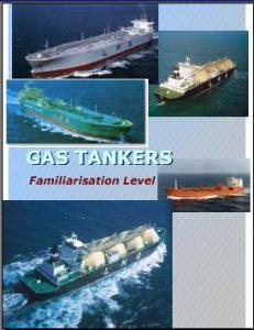 Ознакомление с танкером-газовозом
