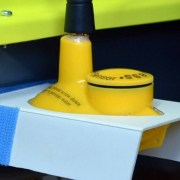 sonda sonar wireless crap navoplantat