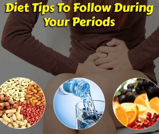 diet during periods