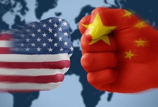 battle between china america