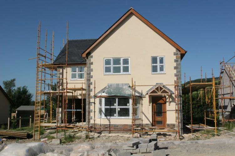Будинок знаходиться на реконструкції