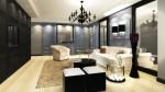 Как украсить гостиную в стиле гламур?
