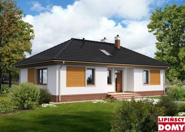 Проект одноэтажного дома _Colombo (LMB63)