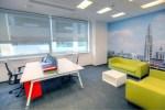 Интерьер в офисном помещении