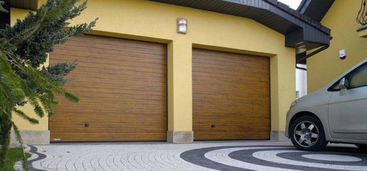 Особенности гаражных ворот