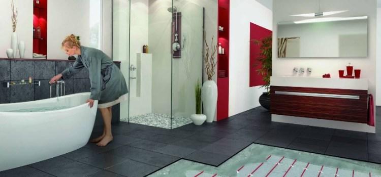 Основные элементы оформления ванной комнаты