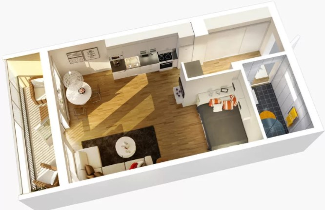 популярность квартир в Украине