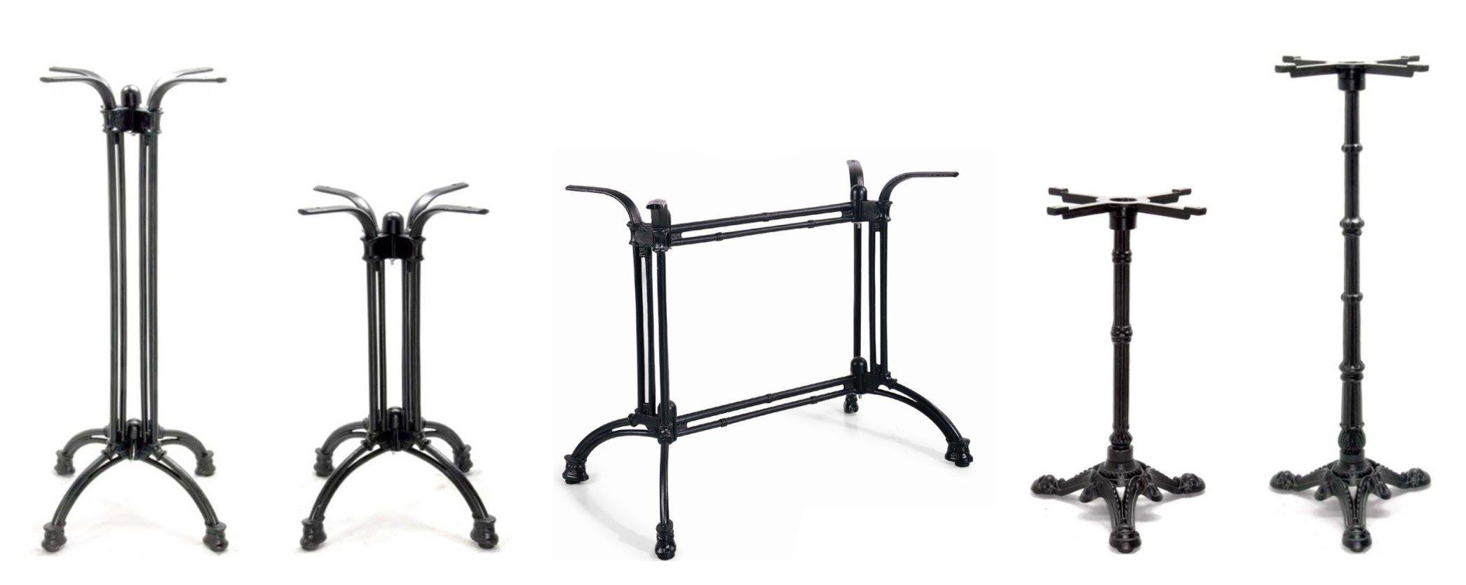 Ноги для столов. Опоры мебельные.