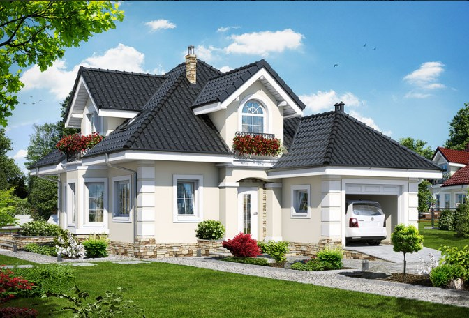 Строительство дома начинается с создания хорошего проекта компанией Метроплекс