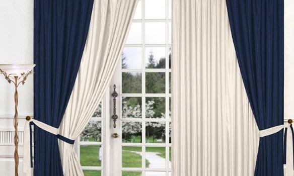 Выбираем ткань для пошива штор