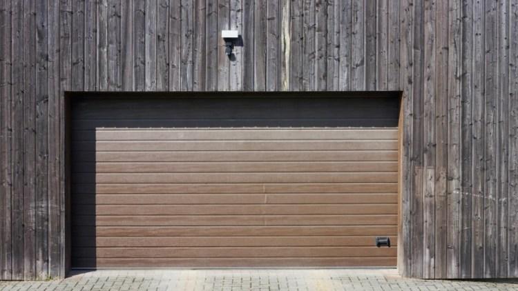 Современная защита гаража