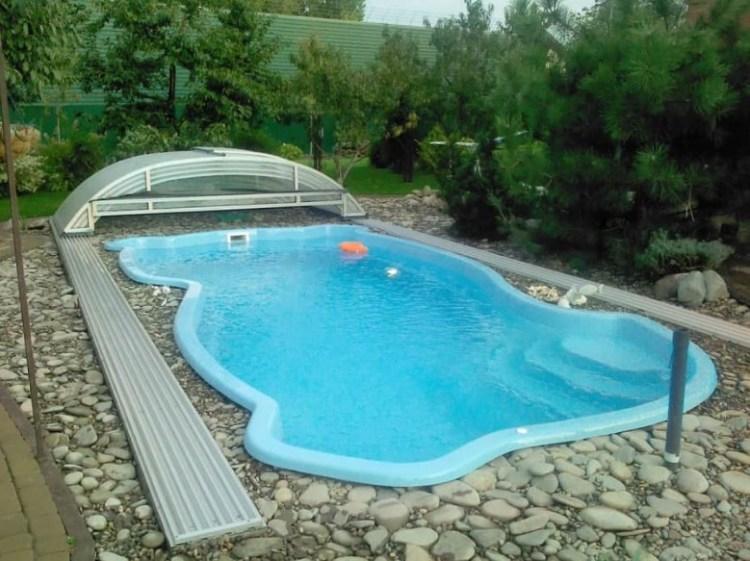 бассейн полипропиленовый украина