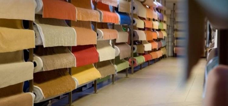 Какой материал выбрать для обивки мебели?