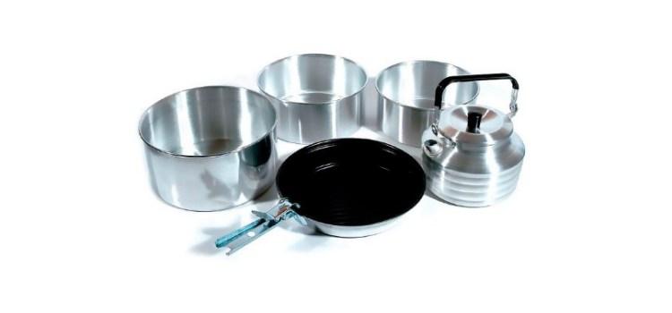 Обзор туристической посуды