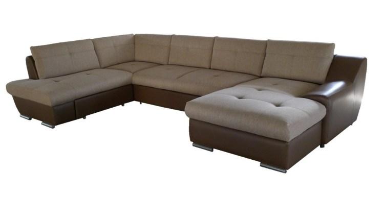 угловой диван U