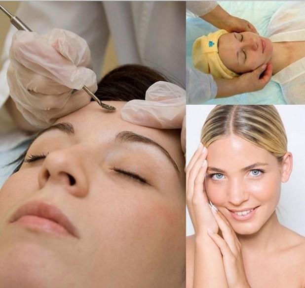 Мануальная чистка лица