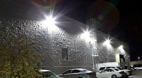 led прожекторы применение