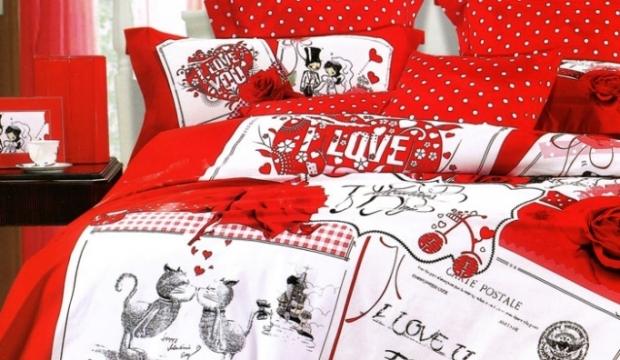 постельное белье в качестве свадебного подарка
