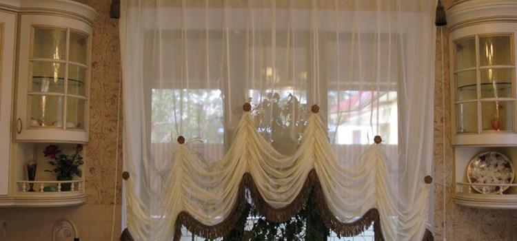 Какие выбрать шторы для кухни? Советы специалиста