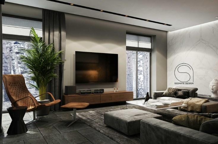 Дизайн квартир Дом в г Буча