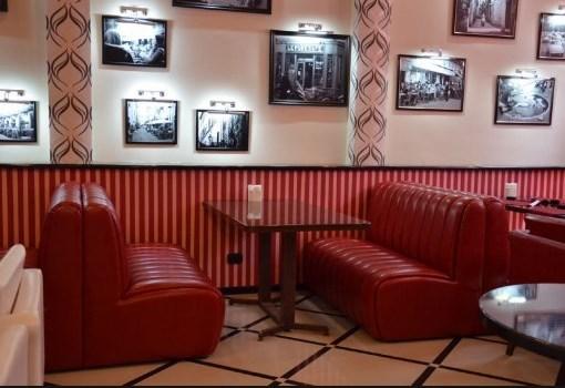 Как выбрать мебель для кафе?