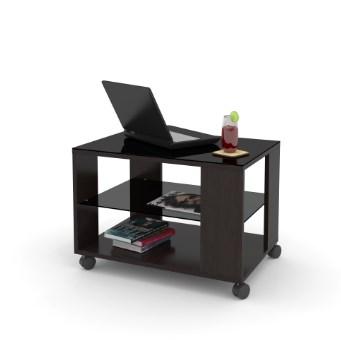 журнальный столик на колесах вместо прикроватной тумбочки
