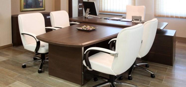 Офисная мебель — что понадобиться в кабинет директора?